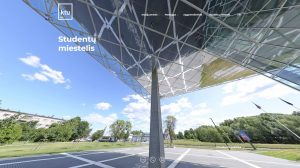 Peek inside KTU campus with the new virtual tour